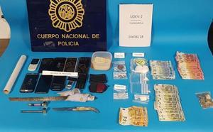 Cae en Fuengirola un clan familiar que utilizaba a menores para trasladar droga