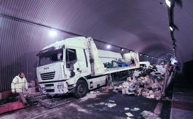 Málaga es la provincia que tiene más túneles con carencias de seguridad en las carreteras