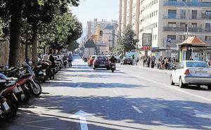 El primero de los carriles bici que la Junta tiene pendientes en Málaga no estará hasta 2020