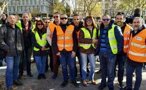 Suspendidas 240 pruebas en Málaga por la huelga de examinadores de Tráfico