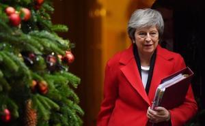 Aplazamiento o derrota: a May no le salen los números en la votación del 'brexit'