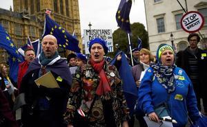 Música contra el 'brexit'