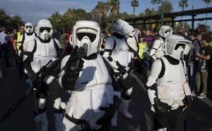 La Legión 501 de Star Wars estará este sábado en Fuengirola para recaudar fondos a favor de la asociación AVOI
