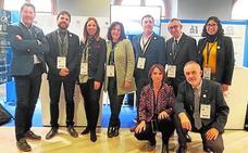 Investigadores de la UMA, en Innovazul