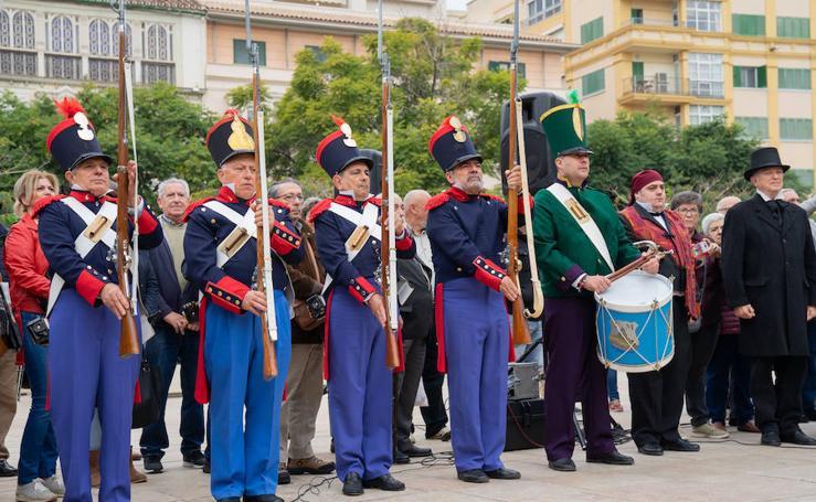 Las imágenes del homenaje al general Torrijos