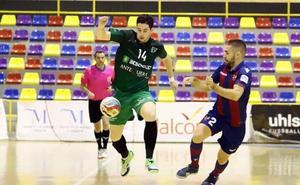 El BeSoccer UMA Antequera, a olvidar en la Copa el mal trago de la Liga
