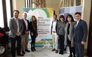 Málaga acogerá en abril el II NESI Global Forum, el Foro Global de la Nueva Economía e Innovación Social