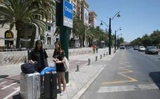 El Ayuntamiento suspende el mercadillo navideño de la plaza de la Marina
