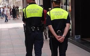 Detenido un empleado de un salón de juegos de Málaga que atacó con un machete a un compañero tras una discusión