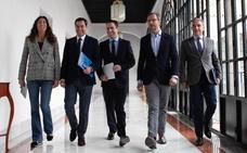 PP y Cs comienzan a trazar el Gobierno del cambio en Andalucía