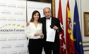 La Asociación Europea de Economía entrega los premios de calidad empresarial