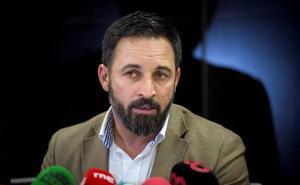 Abascal dice que no serán «obstáculo para un cambio político en Andalucía»