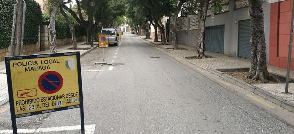 Un asfaltado que se hace de rogar en el Limonar