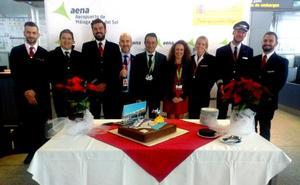 Norwegian amplía su base en el aeropuerto de Málaga con dos aviones más