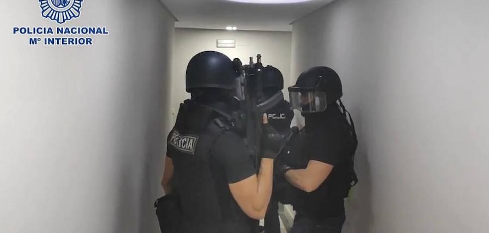 La Udyco duplica la droga incautada y arresta a 500 personas en la lucha contra el narco