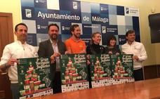 Recogida benéfica de juguetes nuevos en Málaga