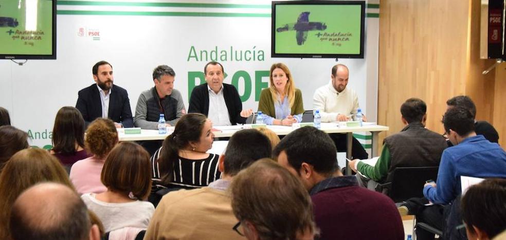 El PSOE cambia el chip y pone la vista en las municipales