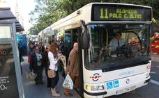 La diferencia de precio del billete sencillo en autobús urbano alcanza el 244% en España