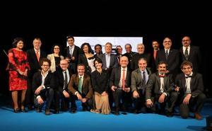 La Diputación de Málaga rinde homenaje a Garrido Moraga
