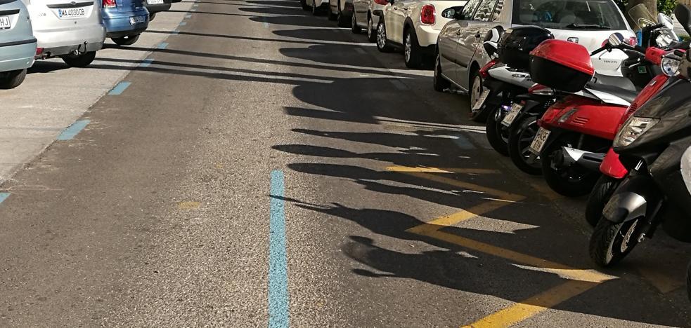 Las 'misteriosas' líneas azules