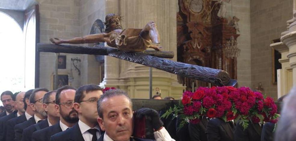La Junta da luz verde a la restitución de las piernas al Cristo Mutilado