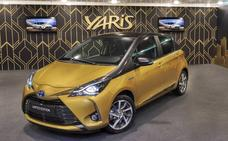 Toyota Yaris 20 aniversario Limited Edition