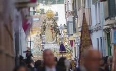Procesión extraordinaria de la Trinidad por el cincuentenario de su bendición