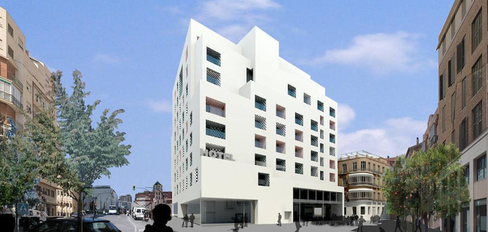 La promotora del hotel de Moneo rechaza pagar 257.480 euros del permiso de obras