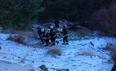 Ingresado en planta el residente alemán de Nerja que sufrió un accidente de tráfico en Sierra Nevada