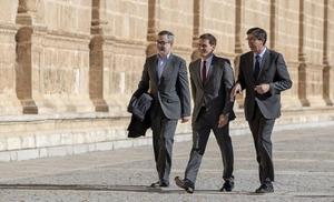PP y Cs diseñan en Andalucía una alianza extrapolable a otros gobiernos