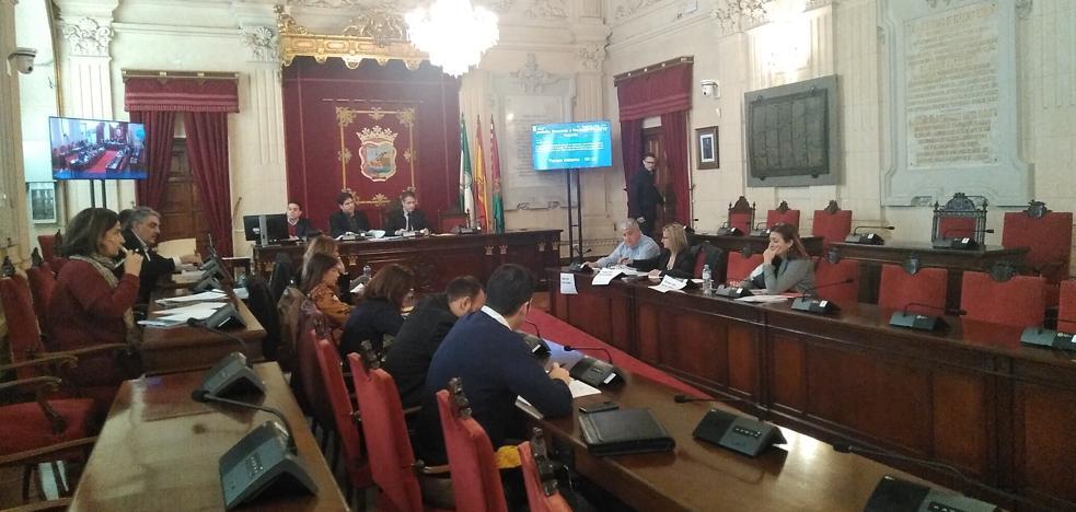 El PP de Málaga se abstiene en una moción contra el cierre de Canal Sur