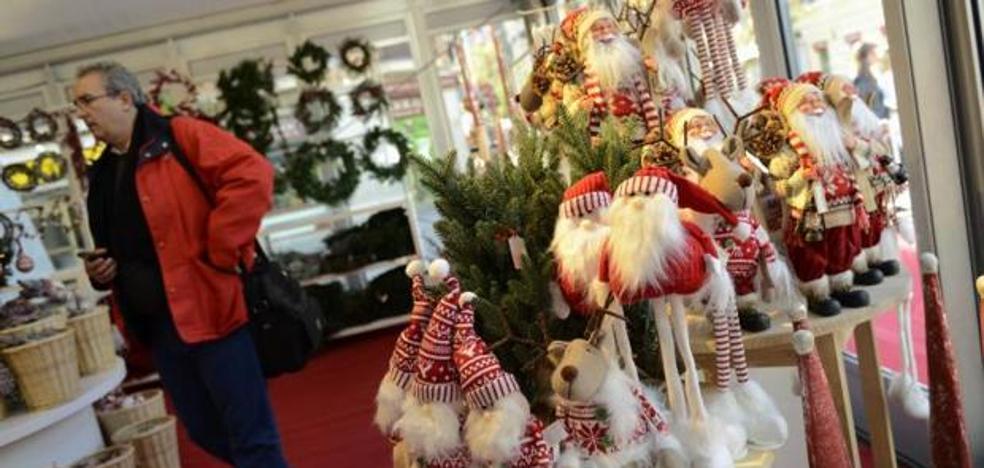 La federación Málaga Comercio espera un repunte de las ventas en Navidad