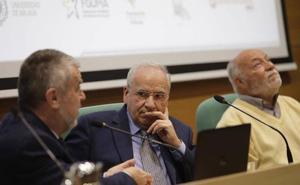 Alfonso Guerra: «Al secesionismo hay que combatirlo con la fuerza»