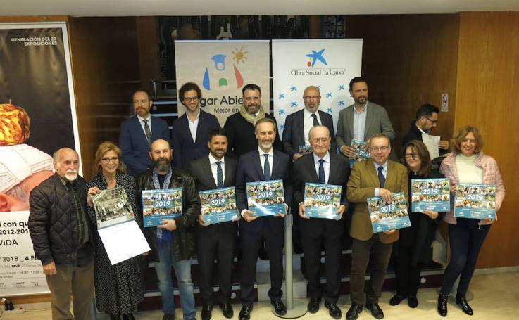 La vida social en Málaga durante la última semana (del 17 al 22 de diciembre)