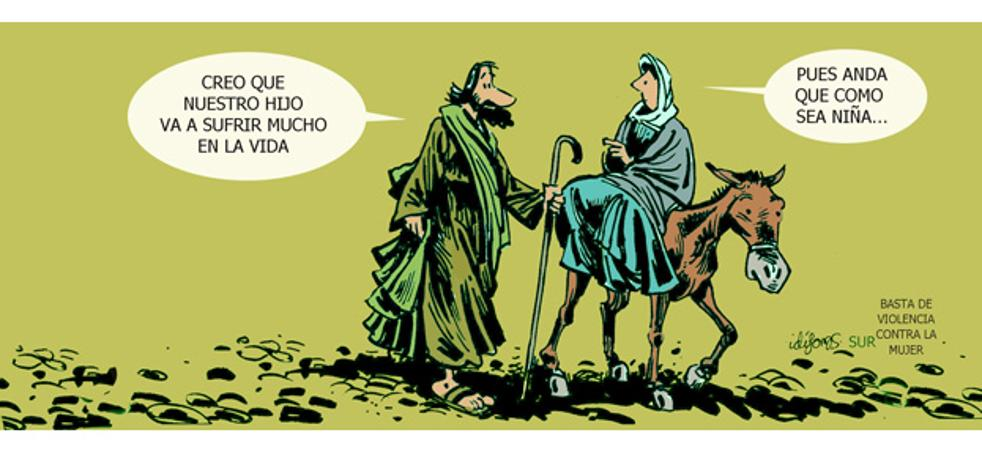 La viñeta de Idígoras (18|12|2018)