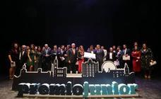 Así fue la gala del Premio Junior de IMFE y SUR