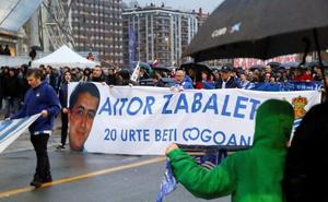 El asesino de Aitor Zabaleta vuelve a prisión