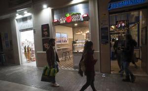 La tienda de calzado Rosselli se convierte en un local de comida para llevar