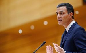 Pedro Sánchez anuncia una subida salarial del 2,25% para los funcionarios en 2019