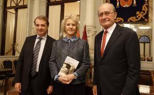 Soledad Becerril:«Éramos unas manchitas de colores entre los trajeados»