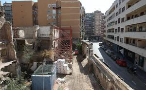 El IMV activa la segunda fase de la obra para recuperar el convento de San Andrés