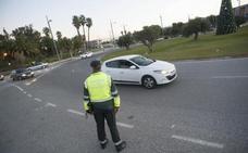 Las nuevas medidas de la DGT reducen las caravanas en la entrada al PTA