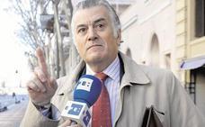 Bárcenas confirma que su chófer trasladó papeles de la 'caja B' del PP