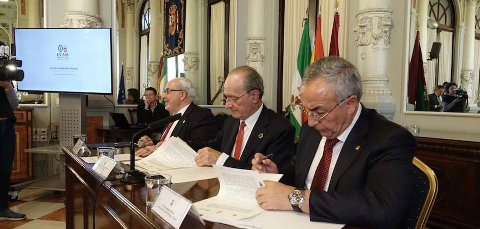 PP y C's avalan el acuerdo con la UCAM pese al discurso homófobo de su presidente