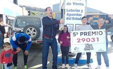 El quinto 29031 deja 330.000 euros en Málaga, Campanillas, Rincón de la Victoria y Periana