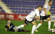 Un buen Marbella mereció más en el campo del líder (1-0)