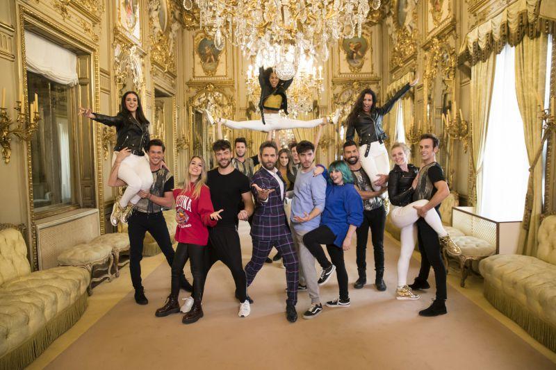 Baile, concursos humor y cine se dan cita en la televisión esta Nochebuena