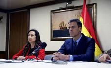 Sánchez subraya la «notable contribución a la paz» de las tropas españolas en exterior