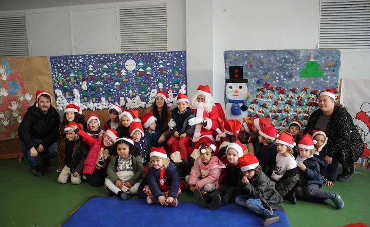 La vida social en Málaga durante la última semana (del 24 al 29 de diciembre)
