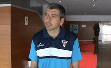 David Cubillo, nuevo entrenador del Marbella